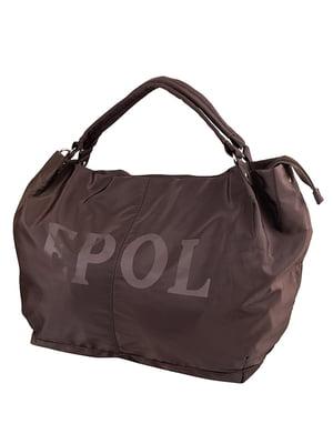 Дорожня сумка коричнева | 5198989