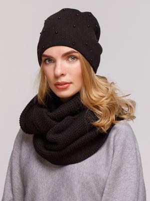 Комплект: шапка і шарф-снуд | 5195723