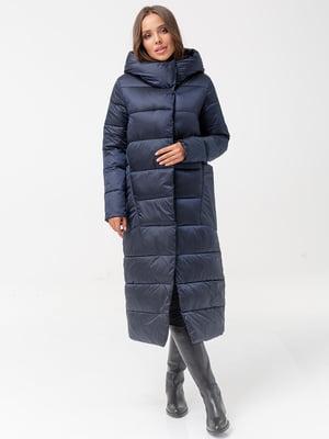 Куртка синя | 5200221