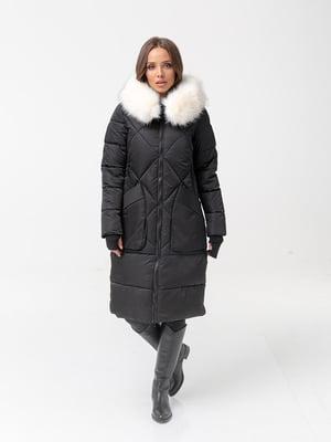 Куртка чорна | 5200267