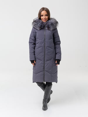 Куртка серая - White Fox - 5200272