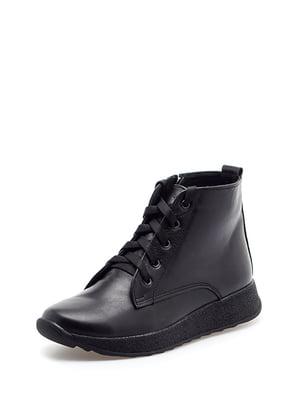 Ботинки черные | 5178090