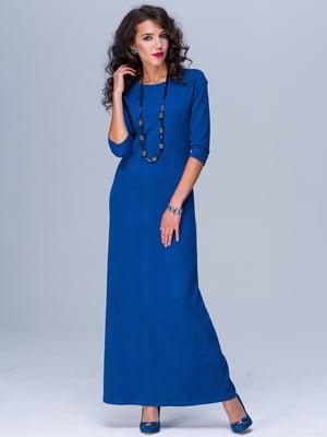 Платье синее | 5200743