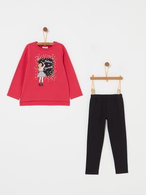 Комплект: свитшот и брюки | 5161726