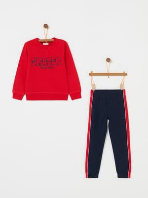 Комплект: свитшот и брюки   5173987