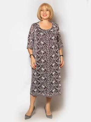 Сукня в квітковий принт | 5200991