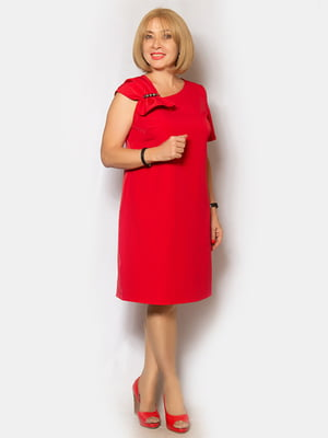 Платье красное   5200994