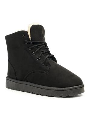 Ботинки черные | 5199008