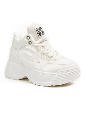 Кроссовки белые | 5200188