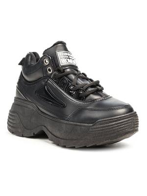 Кроссовки черные | 5200187