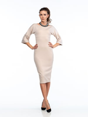 Сукня бежева | 1308760