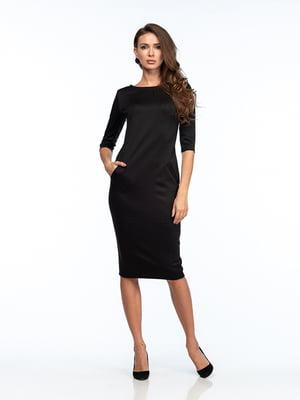 Платье черное | 1943056