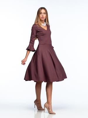 Платье фиолетовое | 5202061