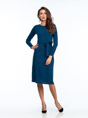Платье синее | 5202066