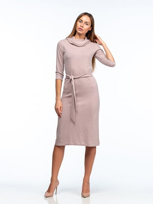 Платье светло-розовое | 5202068