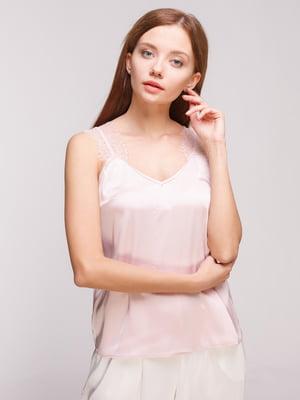 Майка светло-розовая | 5058205