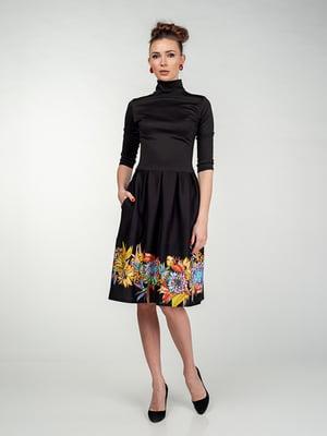 Сукня чорна | 5202083
