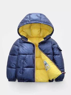 Куртка синяя | 5202836