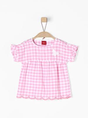 Блуза рожева   5202725