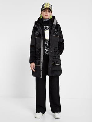 Пальто черное | 5185595