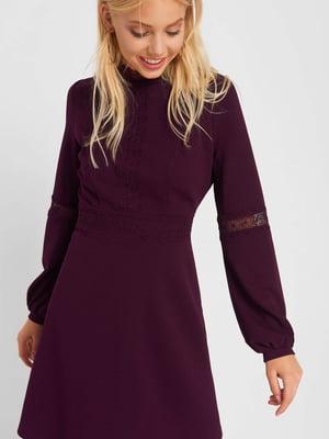Платье фиолетовое | 5203201
