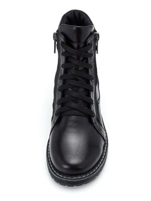 Черевики чорні | 3747757