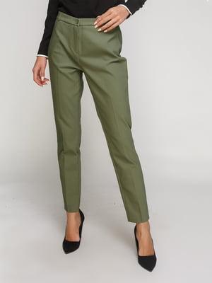 Штани зелені | 4584509