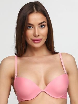Бюстгальтер рожевий - Balaloum - 5203645