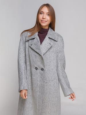 Пальто сіре   4768814