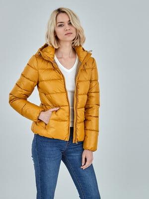 Куртка желтая | 5198633
