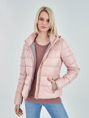 Куртка розовая | 5198635