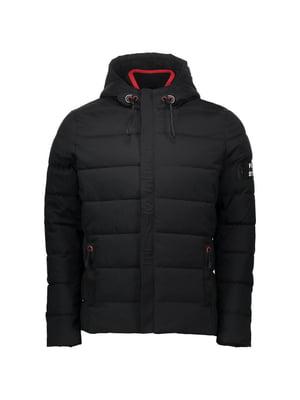 Куртка чорна | 5198834
