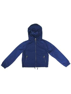 Куртка синя | 5196098