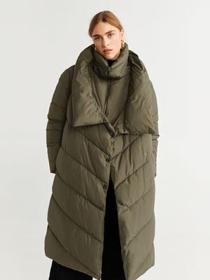 Куртка цвета хаки | 5188696