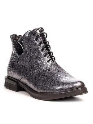 Ботинки черные | 5202881