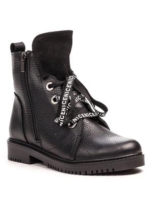 Ботинки черные | 5198574