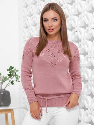 Свитер розовый | 5194513