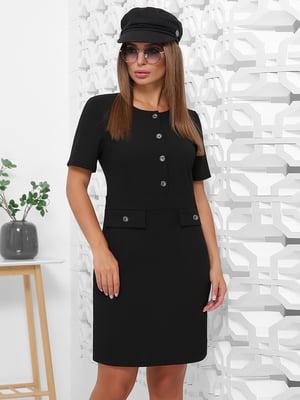 Платье черное   5205628