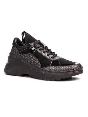 Кроссовки черные | 5202889