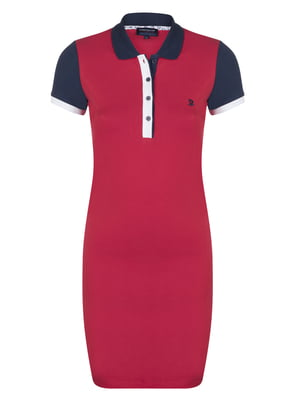Платье красное | 5206787