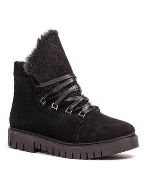 Ботинки черные | 5202906