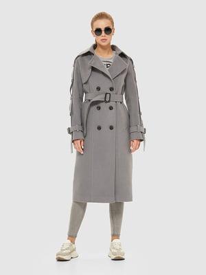 Пальто серое | 5207067