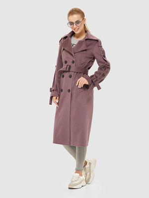 Пальто кольору фрези | 5207070