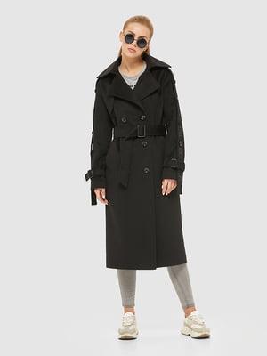 Пальто черное | 5207071