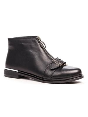 Черевики чорні | 5201489