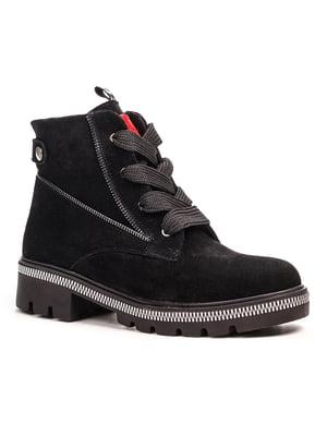 Черевики чорні | 5201490