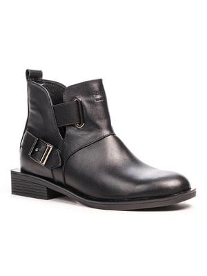 Ботинки черные | 5201487