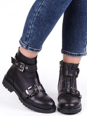 Ботинки черные | 5207166