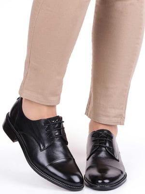 Туфли черные | 5207204