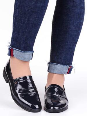 Туфли синие | 5207211